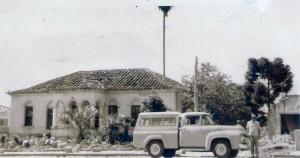 Camaquã Rua Dr Walter Kess na déc1950