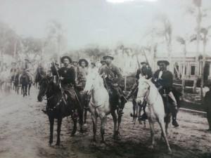 Camaquã Tropas General Zeca Netto Intendência(atual câmara municipal) 1923