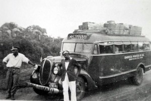 Canguçu Ônibus Empresa Princesa do Sul