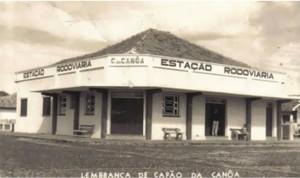 Capão da Canoa Estação Rodoviária(acervo Cristoph Sandi)