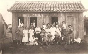Capão da Canoa Hotel Pedro Nunes 1922 1