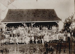 Caraá Casamento Morro das Flores déc1930
