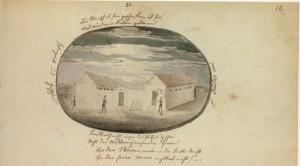 Gravura Pelotas Cadeia 1851