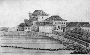 Gravura Pelotas Caminho do Porto 1828-1832