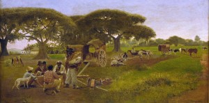 Quadro Na Campanha Riograndense (Pedro Weingärtner) 1914