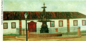 Quadro Porto Alegre Alfândega