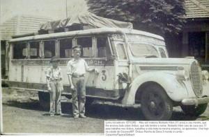 Ônibus Carazinho Tapera Selbach 1943