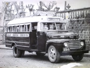 Ônibus Garibaldi Farroupilha Caxias do Sul