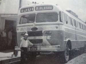 Ônibus Ijuí Porto Alegre