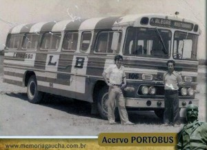 Ônibus Porto Alegre  Mostardas
