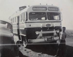 Ônibus Uruguaiana Alegrete