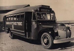 Ônibus da Viação Gravataiense   1944