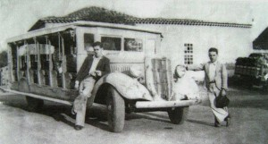 Ônibus de Viamão 1930