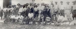 Trabalhadores de Charqueada déc1910