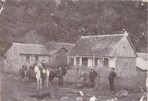 Vale do Caí Familia rural de Colonos(acervo Felipe Kuhn) início sécXX