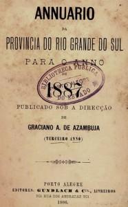 Annuário Azambuja 1887