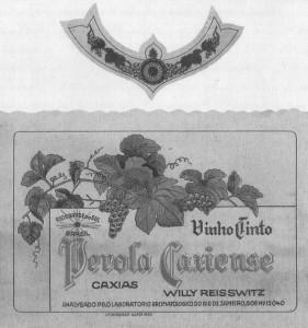 Caxias do Sul Festa da Uva Vinho Tinto Perola Caxiense