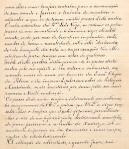 Ofício Presidente Província 1885 2
