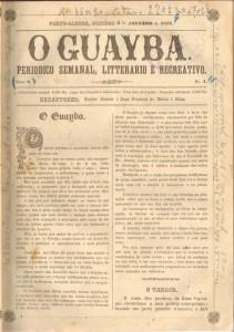 Periódico Guaíba