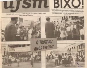 Santa Maria Desfile dos Bixos 1963