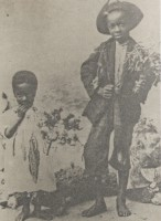 Descendentes de antigos escravos final sécXIX