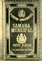 Livro registro de beneméritos abolicionismo 1884