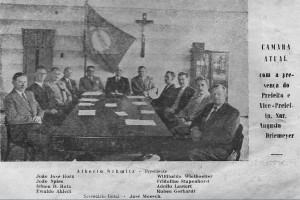 Estrela Câmara de Vereadores(acervo Braulio Petry) 1951