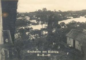 Estrela Enchente 1941