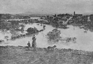 Estrela Enchente rio Taquari 1950