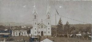 Estrela Exposição de Produtos Coloniais 1907