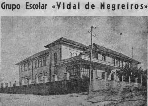 Estrela Grupo Escolar Vidal de Negreiros 1951