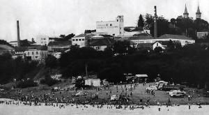 Estrela Praia do Cascalho déc1960