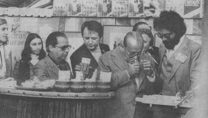 Garibaldi 1ª Fenachamp Presidente Figueiredo 1981