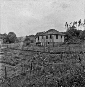 Garibaldi Casa de colonos italianos déc1950