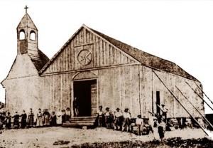 Garibaldi Construção Capela Colonial(acervo Ronaldo Fotografia) 1887