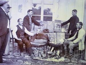 Garibaldi vendedores de mercadorias