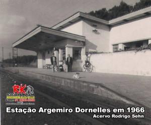 General Câmara Estação Argemiro Dornelles(acervo Rodrigo Sehn) 1966