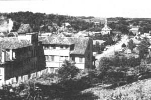 Gramado Centro 1950