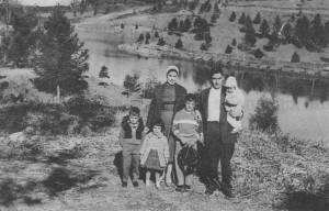 Gramado Lago Negro 1957