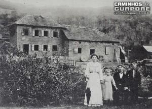 Guaporé Distrito de Vespasiano Corrêa 1905