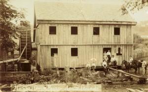 Ibirubá Moinho de Guilherme Bescow Linha Arroio Grande(acervo Ricardo Augusto Grave) 1912