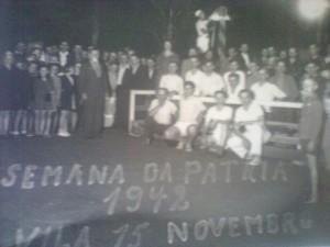 Ibirubá Vila 15 de Novembro Semana da Pátria 1942