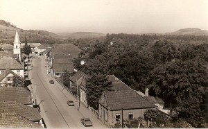 Igrejinha Rua Independência Centro 1978