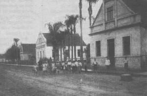 Igrejinha Rua da Igreja 1926