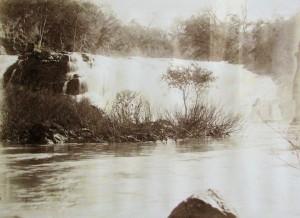 Ijuí Cascata no Rio da Ponte