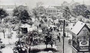 Ijuí Neve Praça 1965 2