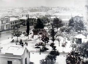 Ijuí Neve Praça 1965 3