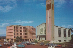 Ijuí Paróquia Sao Geraldo e Faculdade de Filosofia Ciencias e Letras