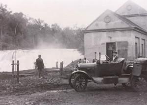 Ijuí Produção e distribuição de energia elétrica Usina Velha 1927