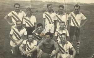 Ijuí Time descendentes imigrantes austríacos e poloneses(acervo André Pretto Haiske) déc1950